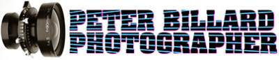 Peter Billard Photographer Logo
