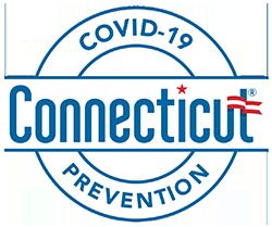 COVID-19 self-certification logo