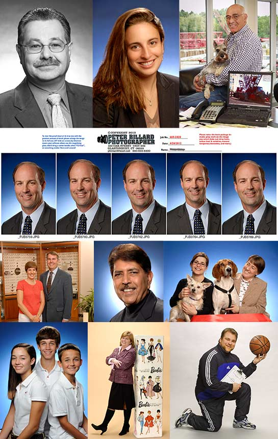 The best East Hampton CT headshots and portraits