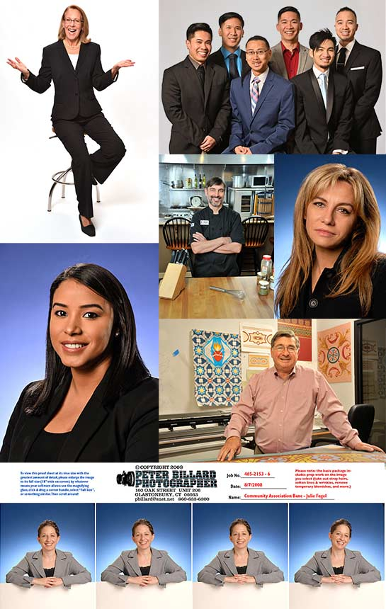 The best South Windsor CT headshots and portraits